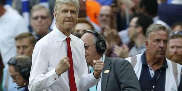 Sans surprise, Arsène Wenger prolonge de deux ans à Arsenal - La Libre