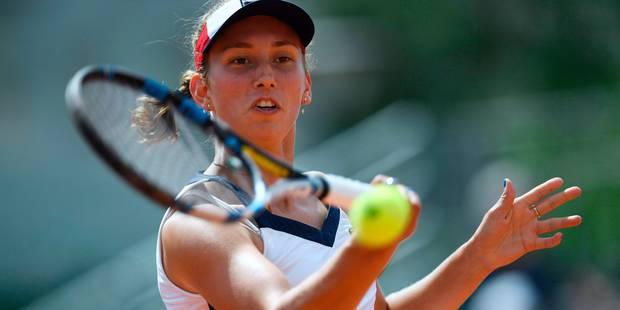 Roland-Garros: comme Goffin, Mertens se qualifie pour le 3e tour et affrontera Venus Williams (VIDEOS) - La Libre