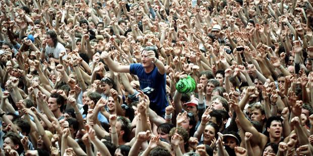 """Cinq événements musicaux """"caritatifs"""" célèbres - La Libre"""