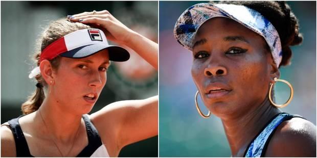 "Venus Williams sur notre compatriote à Roland-Garros: ""Mertens qui?"" - La Libre"
