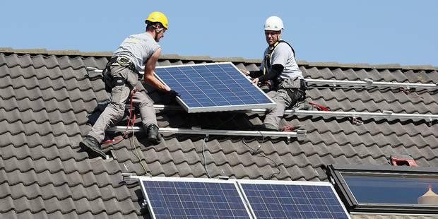 Tarifs photovoltaïques : le nouveau patron de la Cwape ouvert au dialogue - La Libre