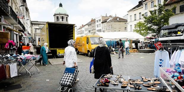 Molenbeek : un ramadan de plus en plus apaisé - La Libre