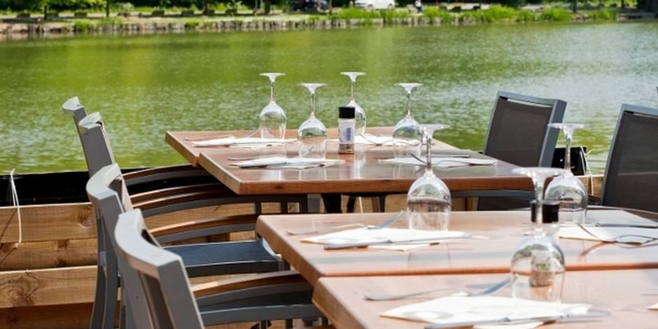 Restos : 8 bonnes tables au bord de l'eau