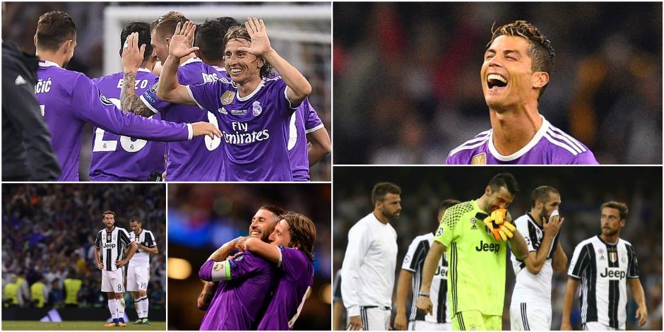 Un Ronaldo record permet au Real de remporter sa deuxième Ligue des Champions consécutive face à la Juventus (1-4)