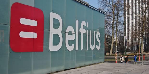 Energies fossiles à proscrire chez Belfius - La Libre