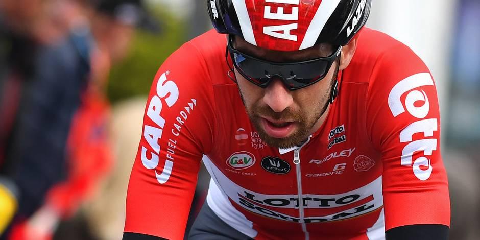 Thomas De Gendt s'offre la première étape du Critérium du Dauphiné