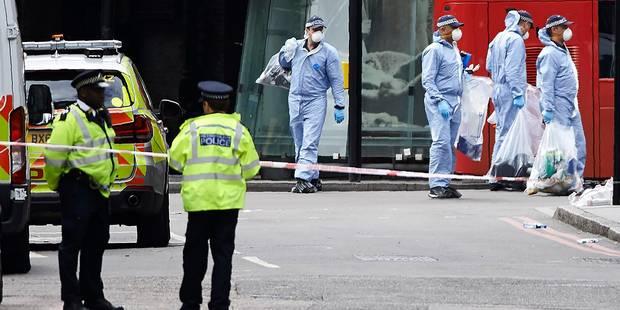 Attentat de Londres: 12 personnes arrêtées, 21 blessés dans un état critique (VIDÉO) - La Libre