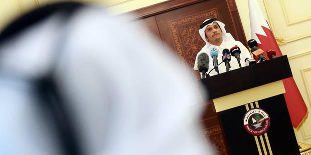 """Le Qatar suspend tous ses vols vers l'Arabie saoudite, une mesure """"pour mettre en échec les tentatives d'affecter"""" le pa..."""