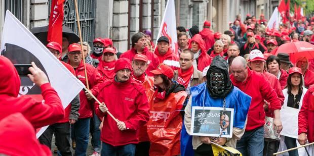 Réforme des pensions: la CGSP dépose un préavis de grève dans la fonction publique à partir du 16 juin - La Libre