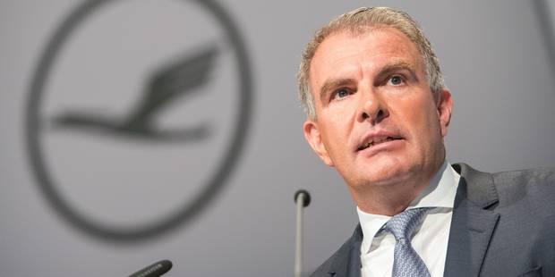 """Lufthansa : """"Avec nos nouveaux avions, nous ne paierons pas d'amendes à Bruxelles"""" - La Libre"""