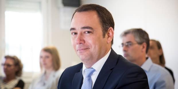 Élections communales: pour son deuxième mandat, Prévot ne veut plus cumuler - La Libre