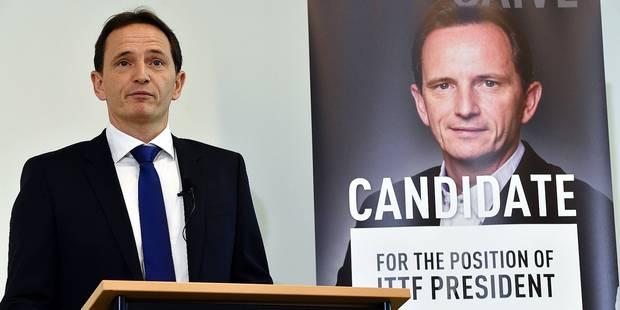 Jean-Michel Saive victime de la corruption ? - La Libre