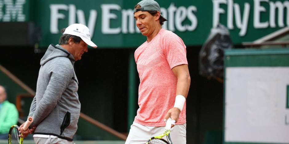 """Toni Nadal quittera """"Rafa"""" en fin de saison: """"Je vais être très bien à la maison"""" - La Libre"""