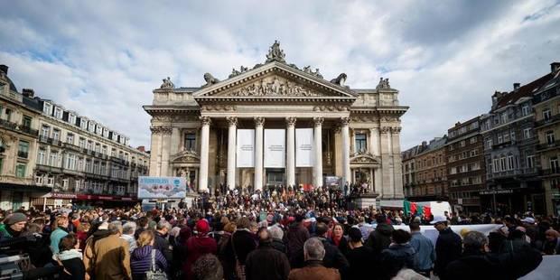 La marche des musulmans contre le terrorisme passera par Bruxelles : voici le programme - La Libre