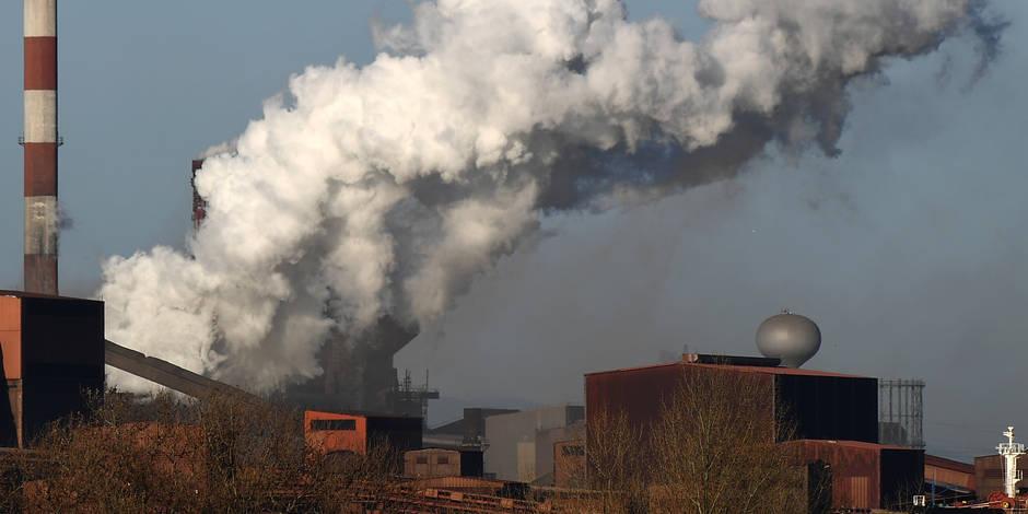 La Belgique doit réduire sa pollution de 35 % d'ici 2030 et ce ne sera pas facile