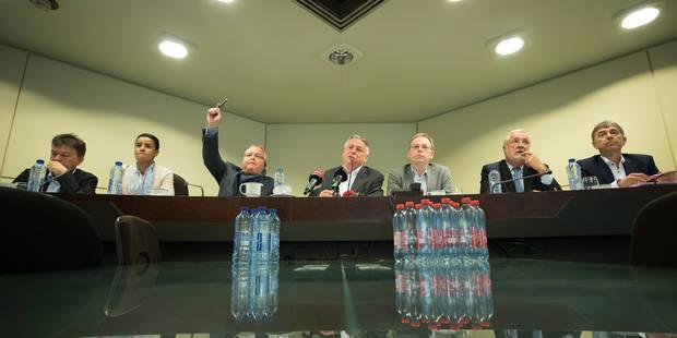 La commission attentats dans la dernière ligne droite - La Libre