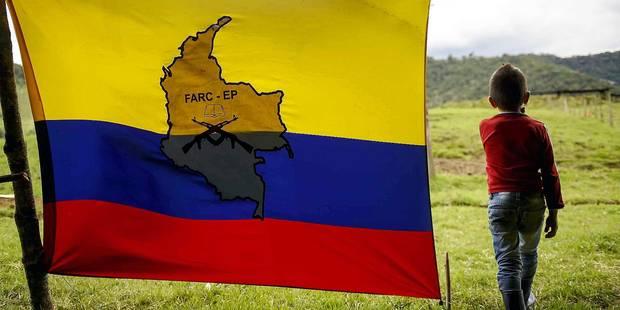 Colombie: climat d'incertitude autour du désarmement des Farc - La Libre