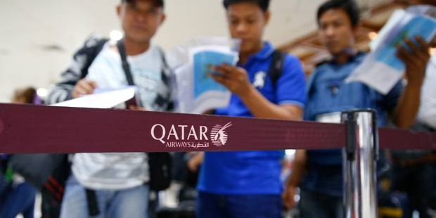 """Quatre pays publient une liste de """"terroristes soutenus par le Qatar"""" - La Libre"""
