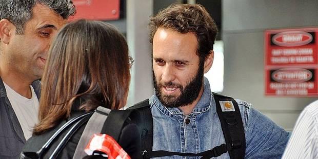 """Mathias Depardon a quitté la Turquie, """"la plus grande prison de journalistes au monde"""" - La Libre"""