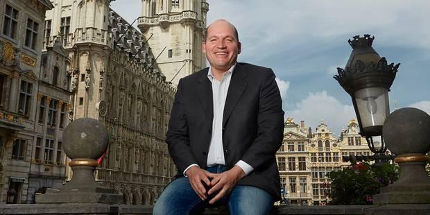 Le scandale replace Philippe Close au sommet de la Ville - La Libre