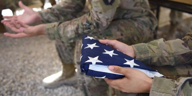 Afghanistan: deux soldats américains tués par un militaire afghan - La Libre