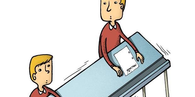 Pourquoi s'entêter à formater l'école ? (OPINION) - La Libre
