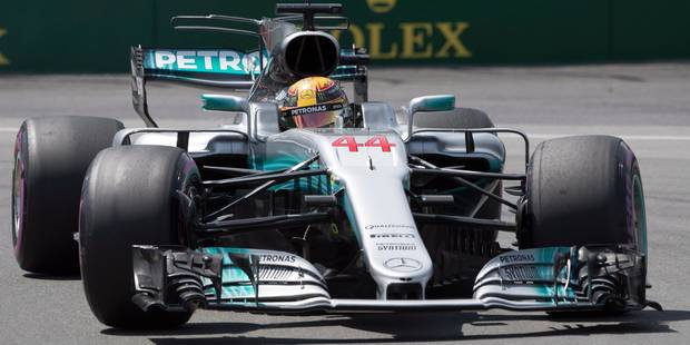 Hamilton remporte le GP du Canada, Vandoorne 14e - La Libre