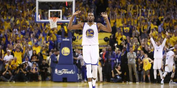 Golden State retrouve son trône en NBA - La Libre
