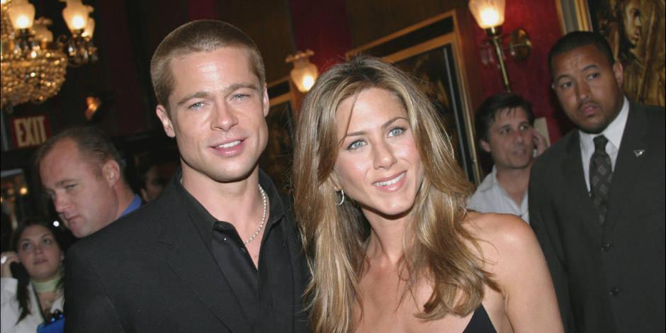 Douze ans plus tard, Brad Pitt s'excuse auprès de Jennifer Aniston