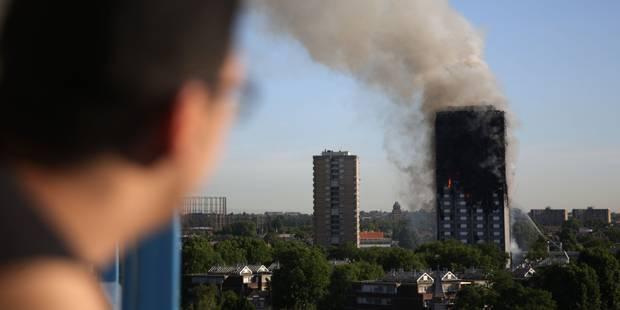 Immeubles-tours: danger à tous les étages - La Libre