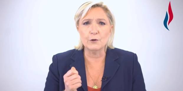 Législatives françaises : le Front national précise sa position pour le second tour - La Libre