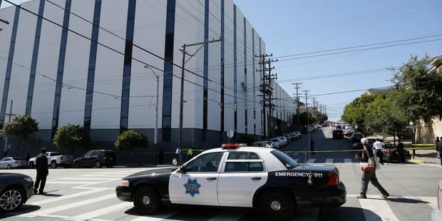 Etats-Unis : trois morts dans une fusillade chez UPS à San Francisco, le tireur est décédé - La Libre