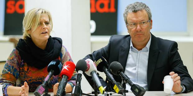 En 2001, Pascale Peraïta est licenciée du Samusocial pour faute grave... et aussitôt réintégrée ! - La Libre