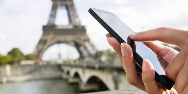 Vous partez en vacances en août? Petit rappel des nouvelles règles de roaming en Europe - La Libre