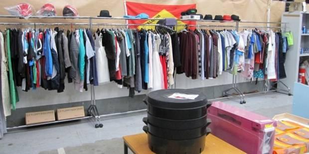 Ouverture et inauguration du premier Fin Shop wallon à Gembloux - La Libre