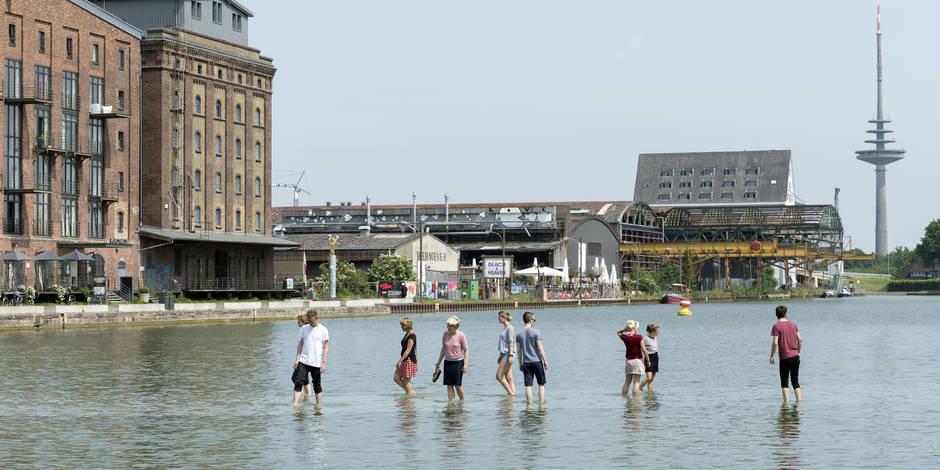 Tous les dix ans, Münster veut redéfinir l'art public - La Libre