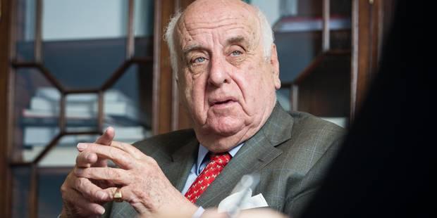 """Etienne Davignon: """"La souveraineté est partagée, l'Europe ne protège plus"""" (OPINION) - La Libre"""