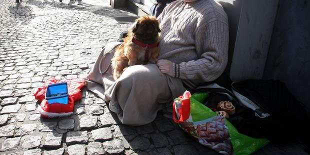 Depuis 2008, le nombre de personnes sans-abri ou mal logées a presque doublé - La Libre