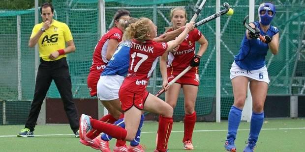 Hockey World League : Michelle Struijk forfait pour le tournoi et remplacée par Manon Simons - La Libre