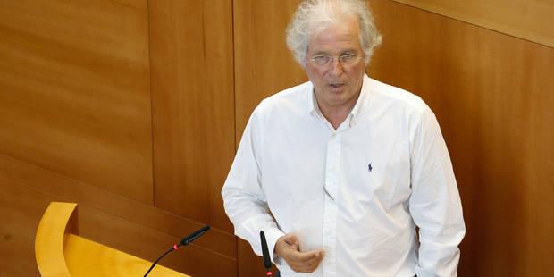 """Didier Gosuin (DéFI) critique la méthode du cdH: """"Agir de la sorte, c'est une manière de se donner du poids"""" - La Libre"""