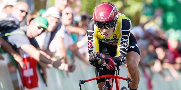 Cyclisme: Le Tour de Suisse, une histoire de doublés - La Libre