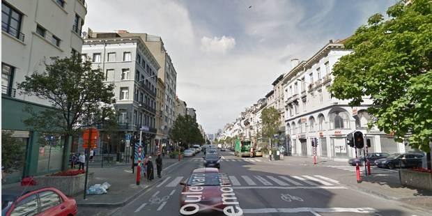 Bruxelles: un policier blessé dans une altercation - La Libre