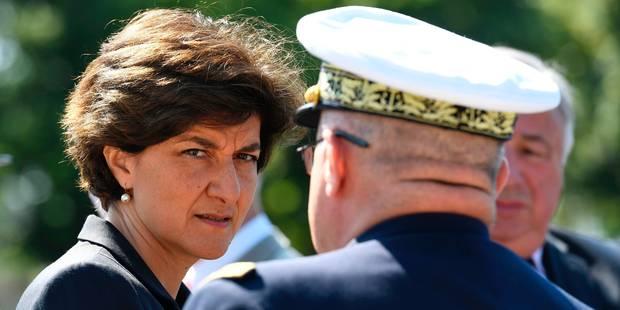 France: Sylvie Goulard, ministre des Armées, ne veut pas faire partie du prochain gouvernement - La Libre