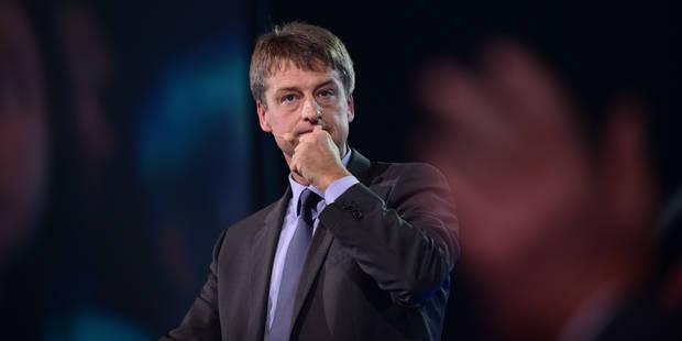 """Demain, Olivier Chastel (MR) rencontrera Benoît Lutgen (cdH) pour un """"premier contact"""": """"il y a des points de convergenc..."""