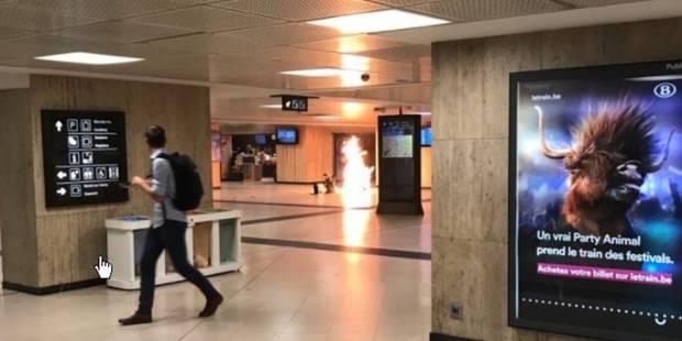 """""""Attaque terroriste"""" à Bruxelles: Le Premier ministre convoque le Conseil national de Sécurité mercredi - La Libre"""
