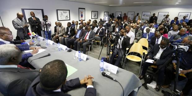 """Un ministre accuse la Belgique une volonté de """"balkaniser"""" la RDC - La Libre"""
