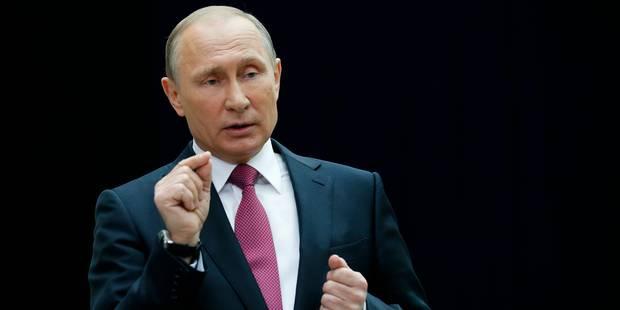 """Moscou condamnée pour sa loi réprimant la """"propagande"""" homosexuelle envers les mineurs - La Libre"""