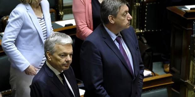 Les vice-Premiers ministres unanimes sur la réactivité des militaires - La Libre