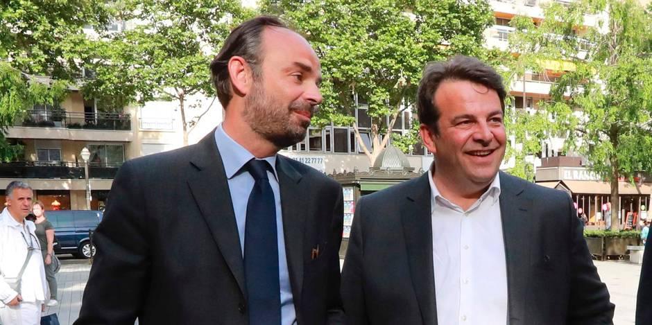 """Assemblée nationale: Thierry Solère (LR) annonce un nouveau groupe commun """"Les Républicains constructifs/UDI"""""""