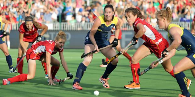 Hockey World League: la Belgique bouscule l'Australie mais s'incline 0-1 - La Libre